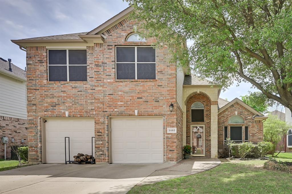 1403 Chateau  Lane, Mansfield, Texas 76063 - Acquisto Real Estate best frisco realtor Amy Gasperini 1031 exchange expert