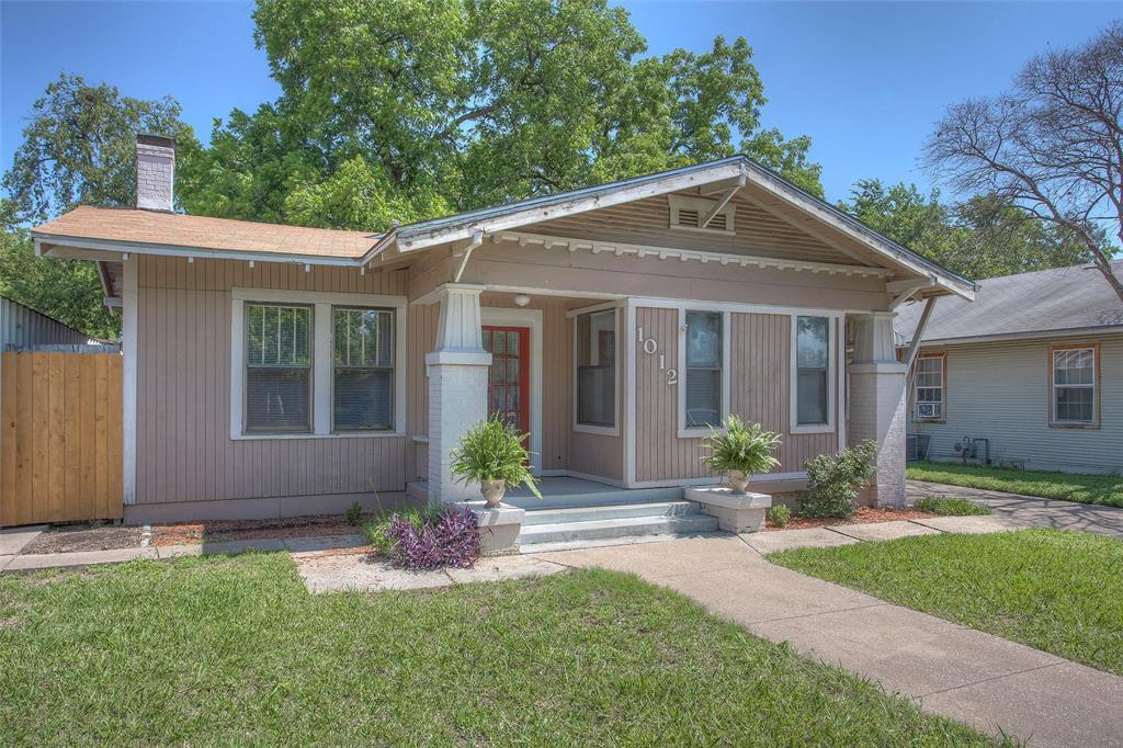 1012 Orange  Street, Fort Worth, Texas 76110 - acquisto real estate best allen realtor kim miller hunters creek expert