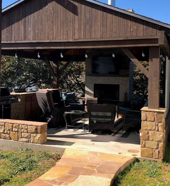 5471 Ramsey  Court, Possum Kingdom Lake, Texas 76450 - acquisto real estate best listing listing agent in texas shana acquisto rich person realtor