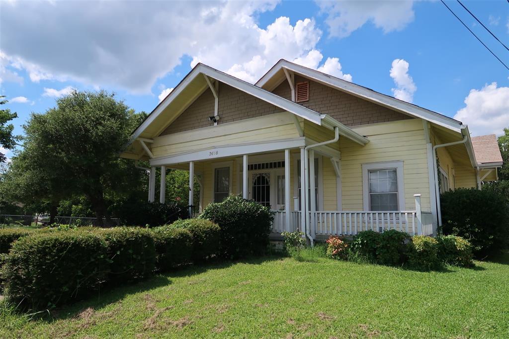 2618 Bourland  Street, Greenville, Texas 75401 - Acquisto Real Estate best frisco realtor Amy Gasperini 1031 exchange expert