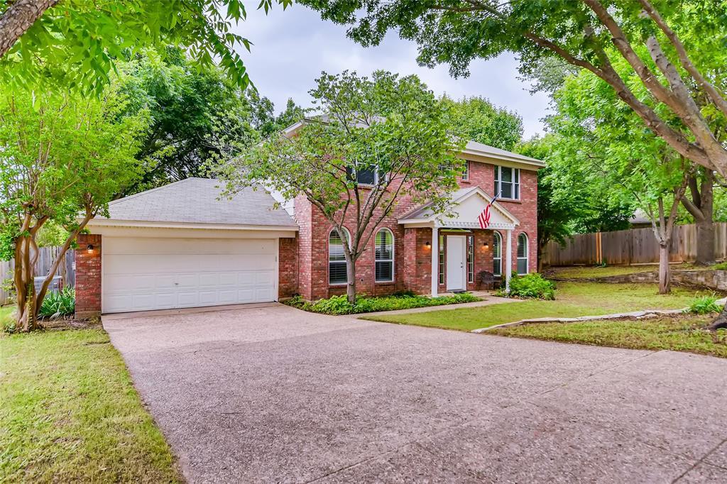 1220 Trinity  Drive, Benbrook, Texas 76126 - acquisto real estate best allen realtor kim miller hunters creek expert