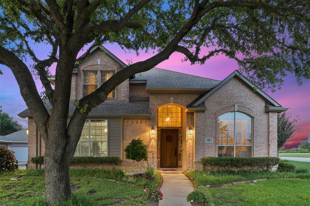 407 Clover Leaf  Lane, McKinney, Texas 75072 - acquisto real estate best allen realtor kim miller hunters creek expert