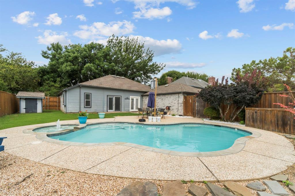 815 Ridgemont  Drive, Allen, Texas 75002 - acquisto real estate best realtor foreclosure real estate mike shepeherd walnut grove realtor