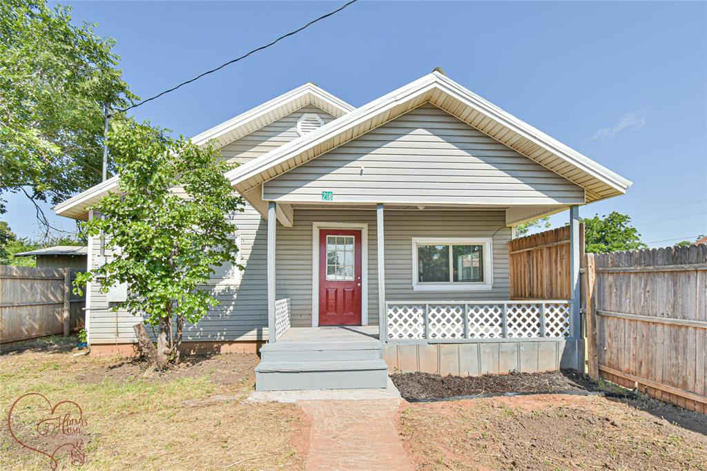 218 Mesquite  Street, Trent, Texas 79561 - Acquisto Real Estate best frisco realtor Amy Gasperini 1031 exchange expert