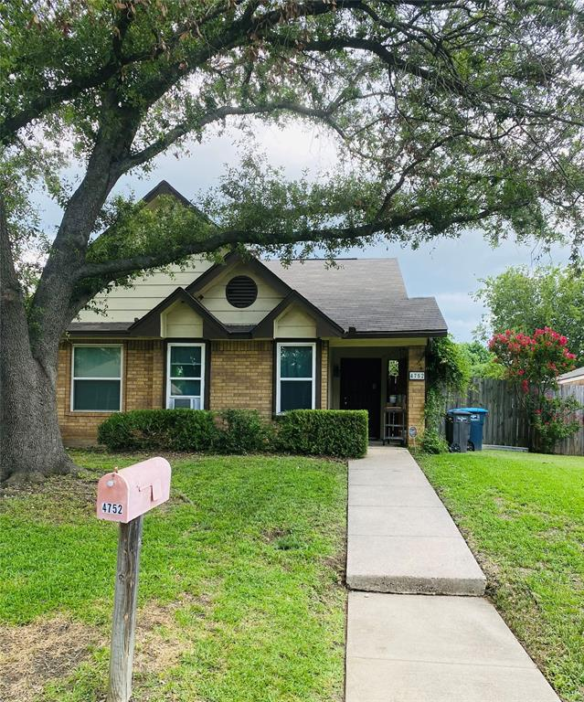 4752 Jasmine  Drive, Fort Worth, Texas 76137 - Acquisto Real Estate best frisco realtor Amy Gasperini 1031 exchange expert