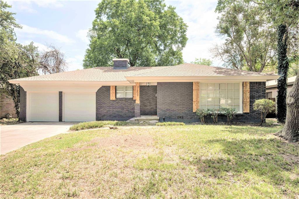 3609 Jeanette  Drive, Fort Worth, Texas 76109 - Acquisto Real Estate best frisco realtor Amy Gasperini 1031 exchange expert
