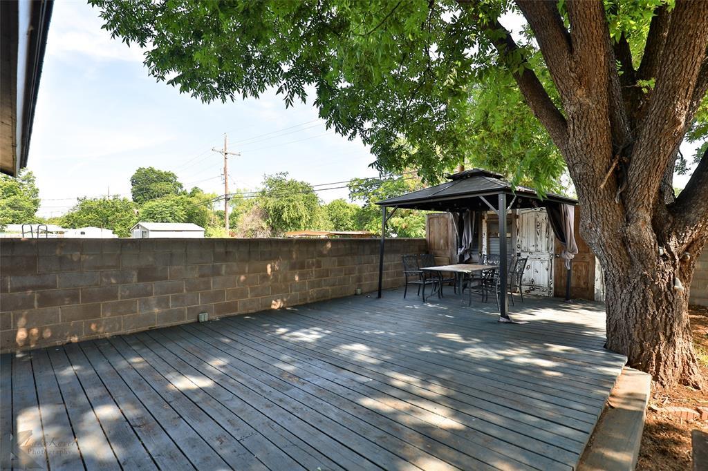 3916 Laurel  Drive, Abilene, Texas 79603 - acquisto real estate smartest realtor in america shana acquisto