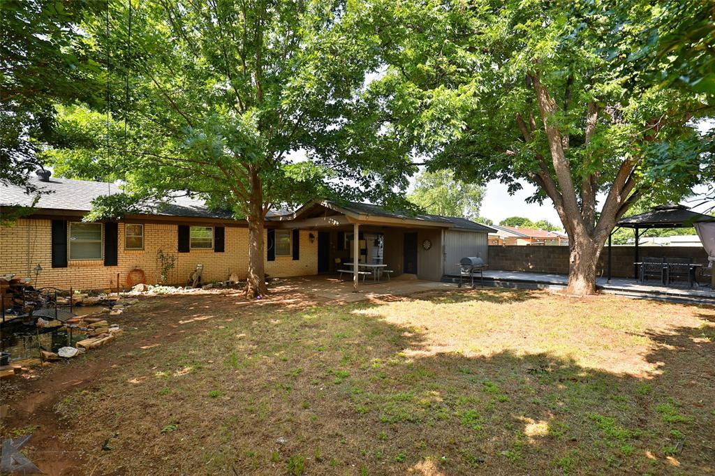 3916 Laurel  Drive, Abilene, Texas 79603 - acquisto real estate best luxury home specialist shana acquisto