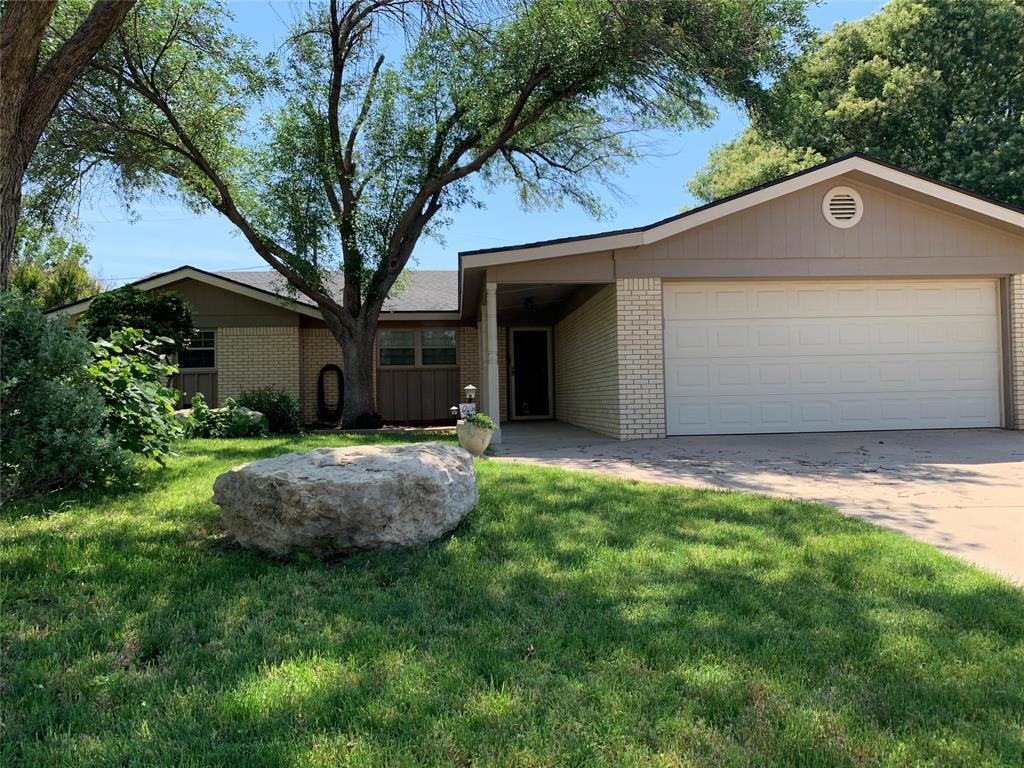 2712 Ann  Drive, Big Spring, Texas 79720 - Acquisto Real Estate best frisco realtor Amy Gasperini 1031 exchange expert