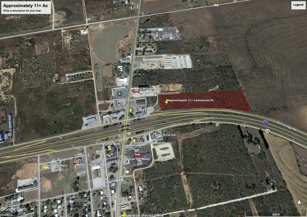 Service I-20  Colorado City, Texas 79512 - Acquisto Real Estate best frisco realtor Amy Gasperini 1031 exchange expert