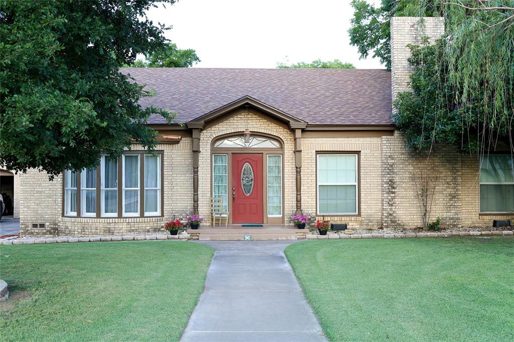 941 Texas  Street, De Leon, Texas 76444 - Acquisto Real Estate best frisco realtor Amy Gasperini 1031 exchange expert