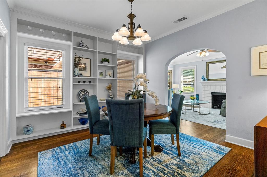 703 Valencia  Street, Dallas, Texas 75223 - acquisto real estate best celina realtor logan lawrence best dressed realtor