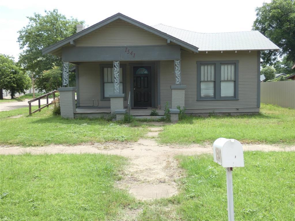 1541 Orange  Street, Abilene, Texas 79601 - Acquisto Real Estate best plano realtor mike Shepherd home owners association expert