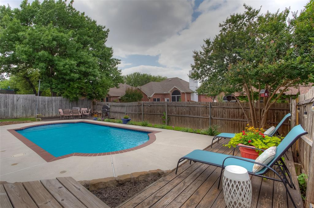 4737 Misty Ridge  Drive, Fort Worth, Texas 76137 - acquisto real estate best realtor dallas texas linda miller agent for cultural buyers