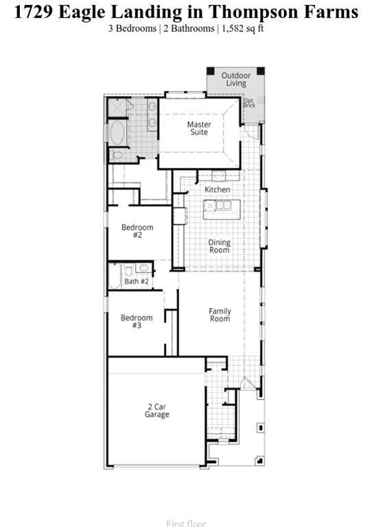 1729 Eagle Landing  Landing, Van Alstyne, Texas 75495 - Acquisto Real Estate best mckinney realtor hannah ewing stonebridge ranch expert