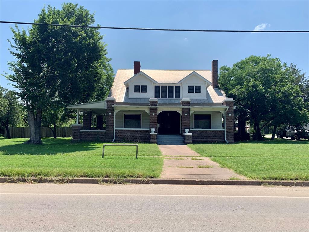 611 Clay  Street, Nocona, Texas 76255 - Acquisto Real Estate best frisco realtor Amy Gasperini 1031 exchange expert