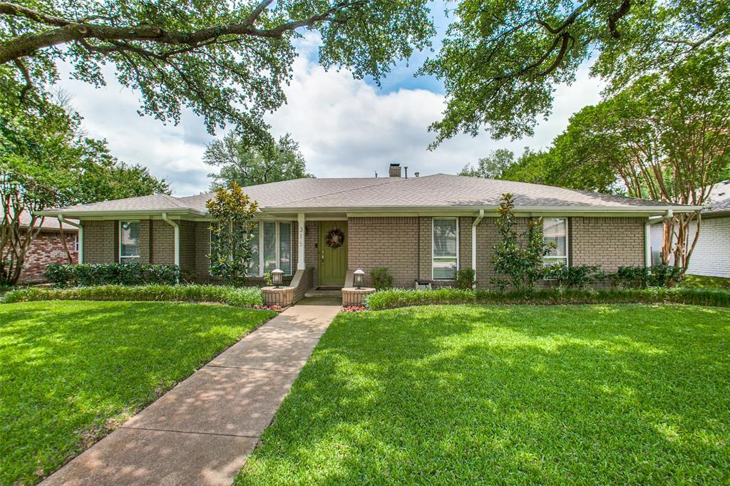 315 Woodcrest  Drive, Richardson, Texas 75080 - Acquisto Real Estate best mckinney realtor hannah ewing stonebridge ranch expert