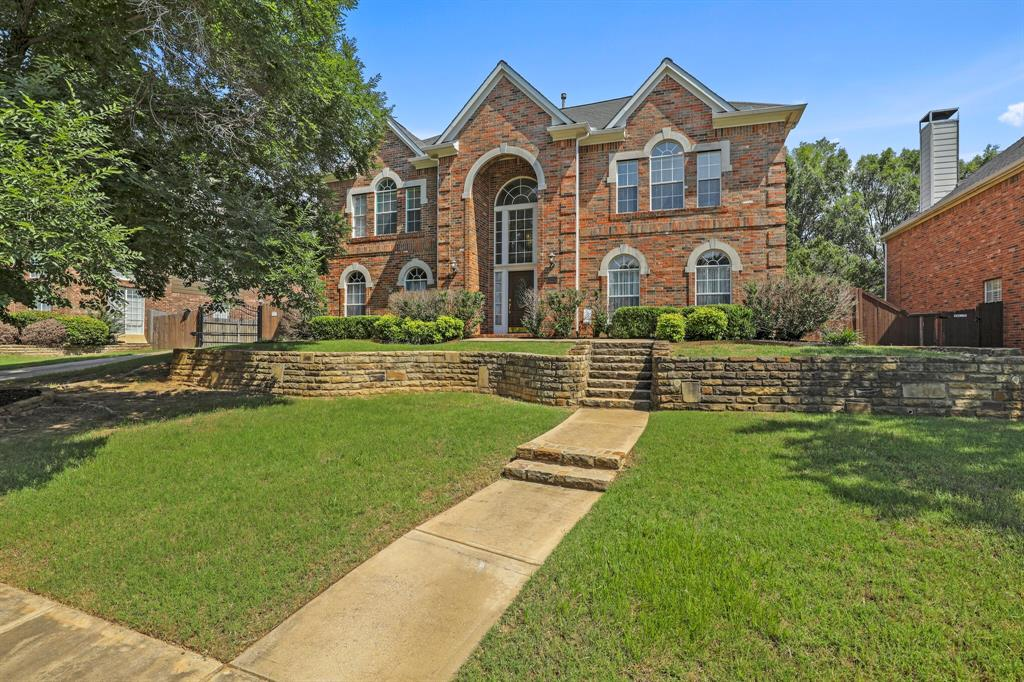 1707 Water Lily  Drive, Southlake, Texas 76092 - acquisto real estate best the colony realtor linda miller the bridges real estate