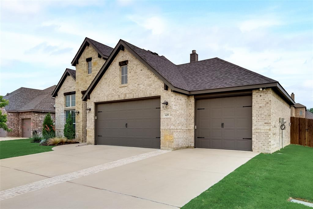 629 Rustic  Trail, Midlothian, Texas 76065 - acquisto real estate best the colony realtor linda miller the bridges real estate