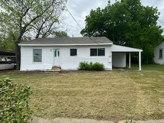 403 Dallas  Street, Wolfe City, Texas 75496 - Acquisto Real Estate best frisco realtor Amy Gasperini 1031 exchange expert