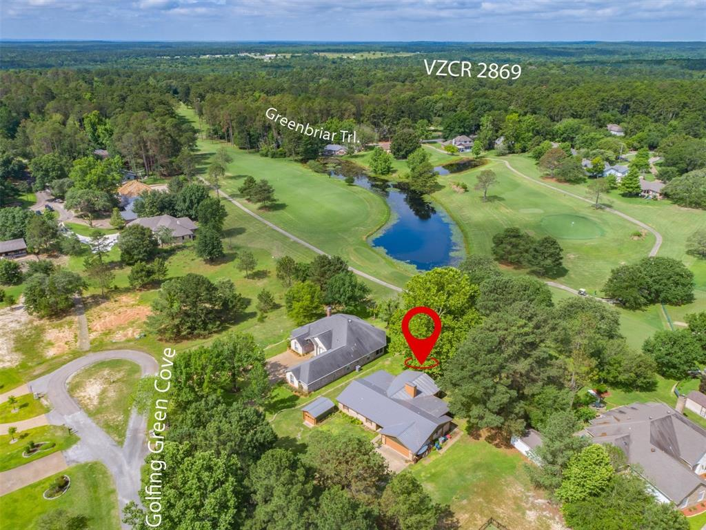 136 Golfing Green  Cove, Holly Lake Ranch, Texas 75765 - Acquisto Real Estate best frisco realtor Amy Gasperini 1031 exchange expert
