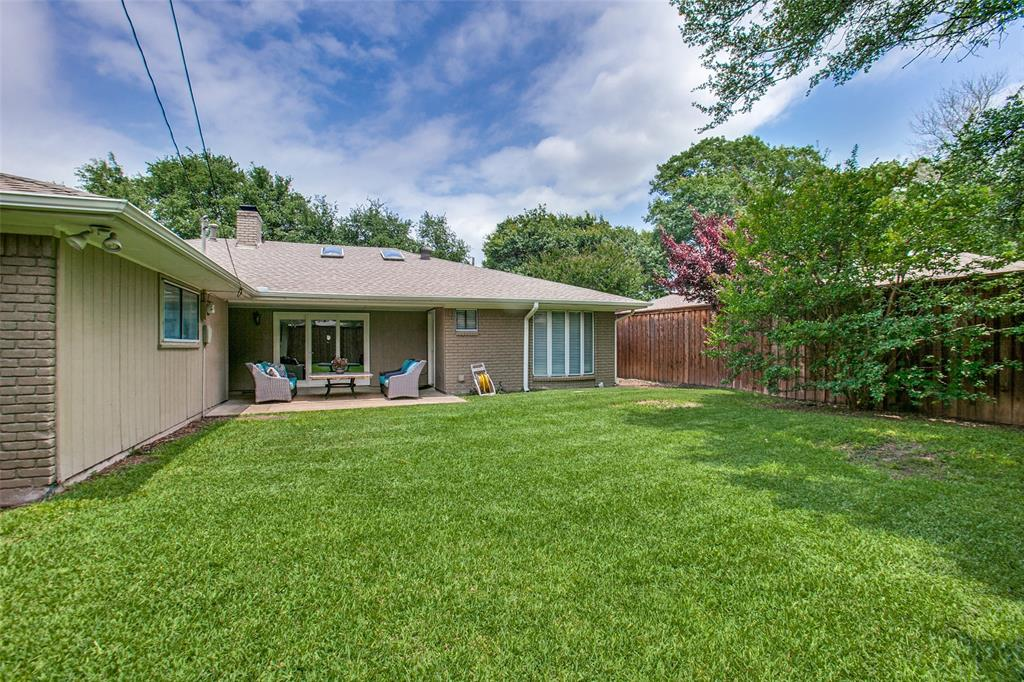 315 Woodcrest  Drive, Richardson, Texas 75080 - acquisto real estate best realtor dfw jody daley liberty high school realtor