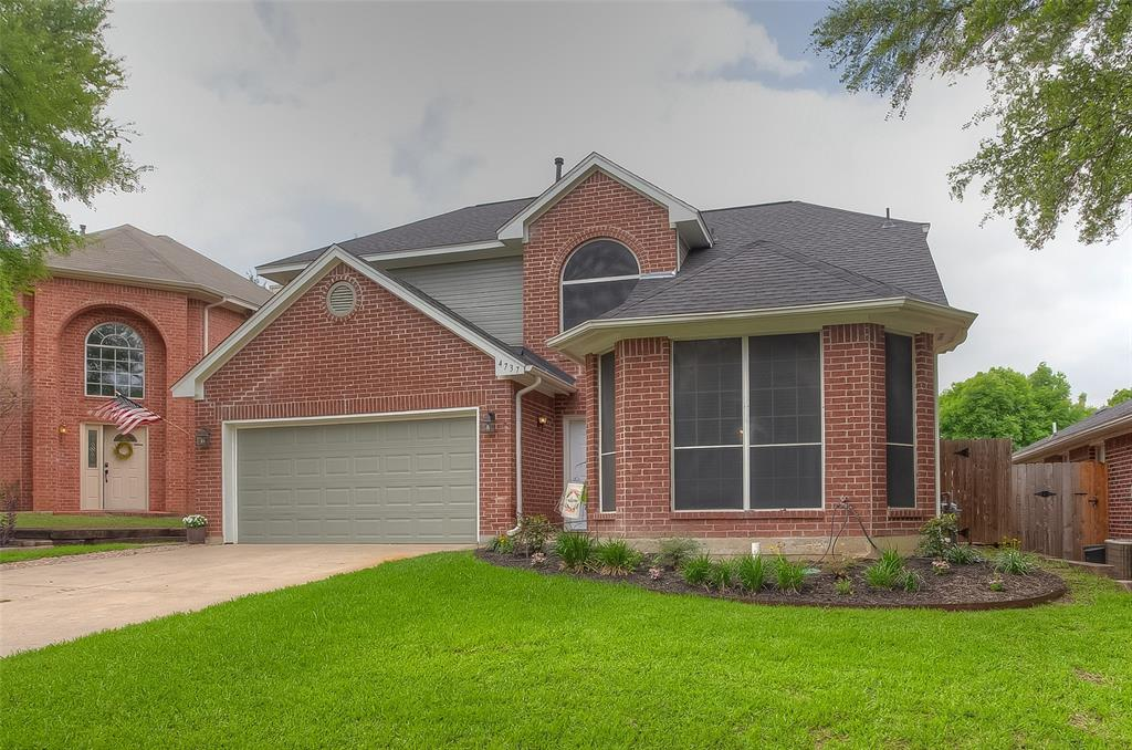 4737 Misty Ridge  Drive, Fort Worth, Texas 76137 - acquisto real estate best flower mound realtor jody daley lake highalands agent of the year
