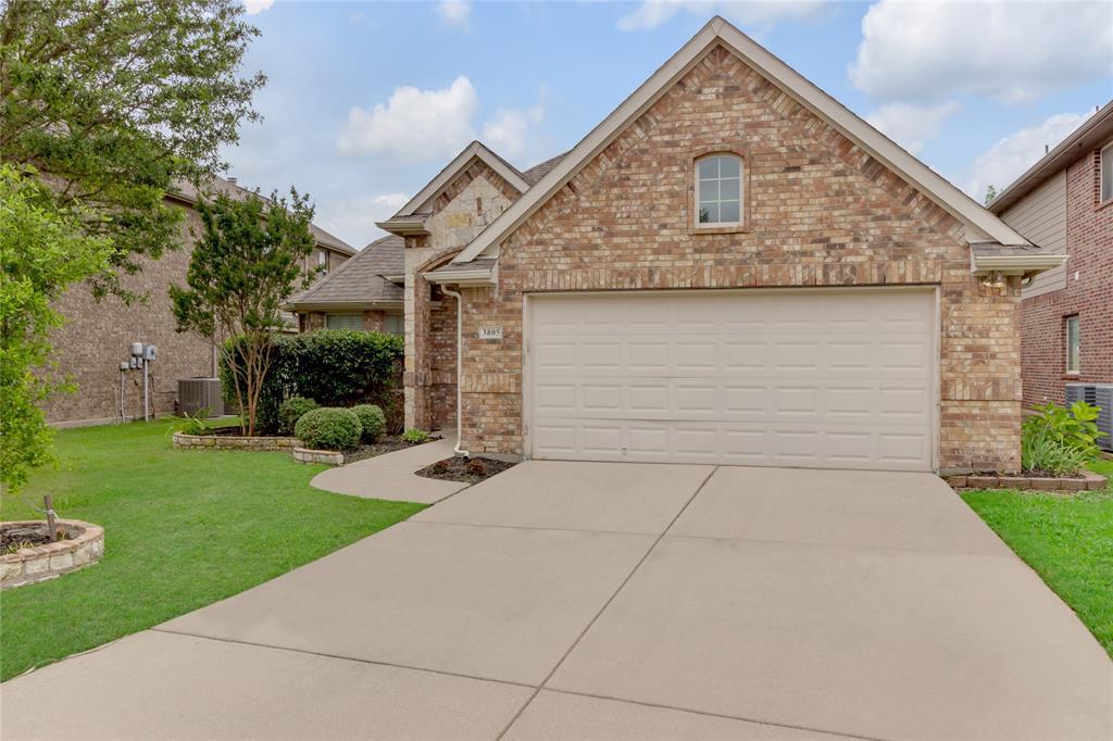 3805 Gregory  Drive, McKinney, Texas 75071 - acquisto real estate best allen realtor kim miller hunters creek expert