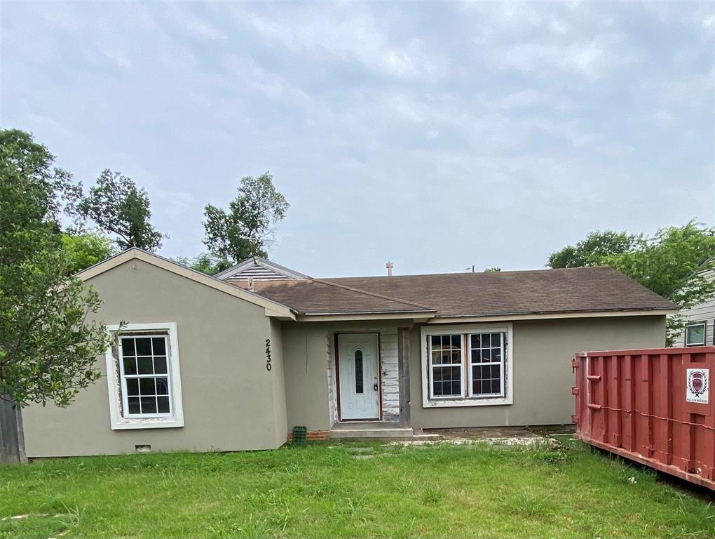 2430 Hudspeth  Avenue, Dallas, Texas 75216 - Acquisto Real Estate best frisco realtor Amy Gasperini 1031 exchange expert