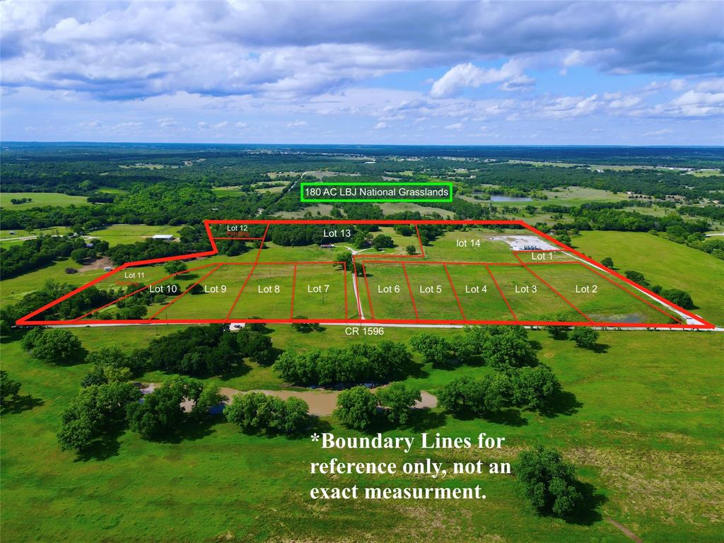 Lot 3 County Road 1596  Alvord, Texas 76225 - Acquisto Real Estate best frisco realtor Amy Gasperini 1031 exchange expert