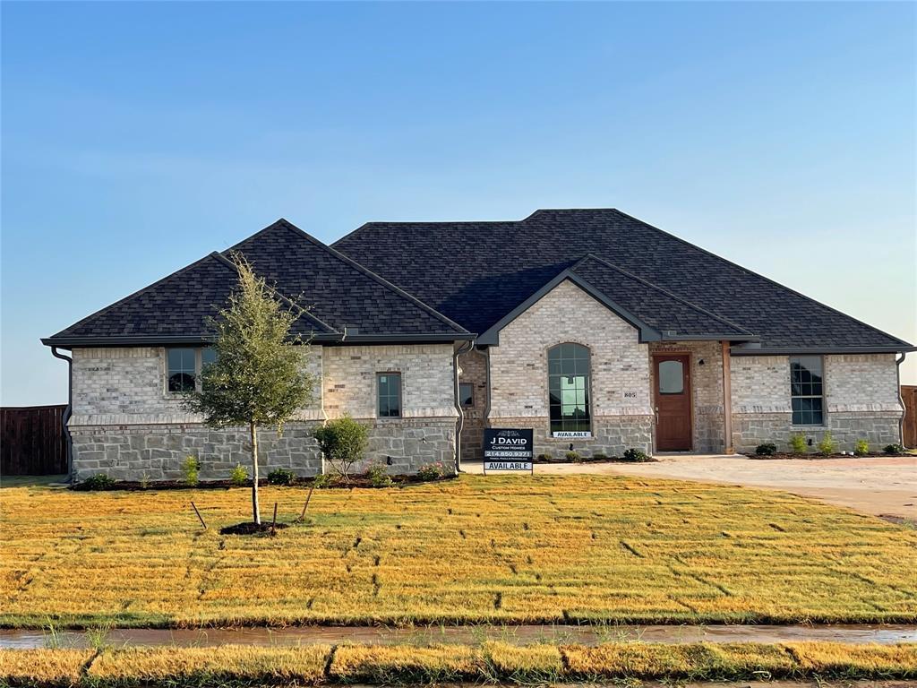 805 Shirley Jean  Lane, Collinsville, Texas 76233 - Acquisto Real Estate best frisco realtor Amy Gasperini 1031 exchange expert
