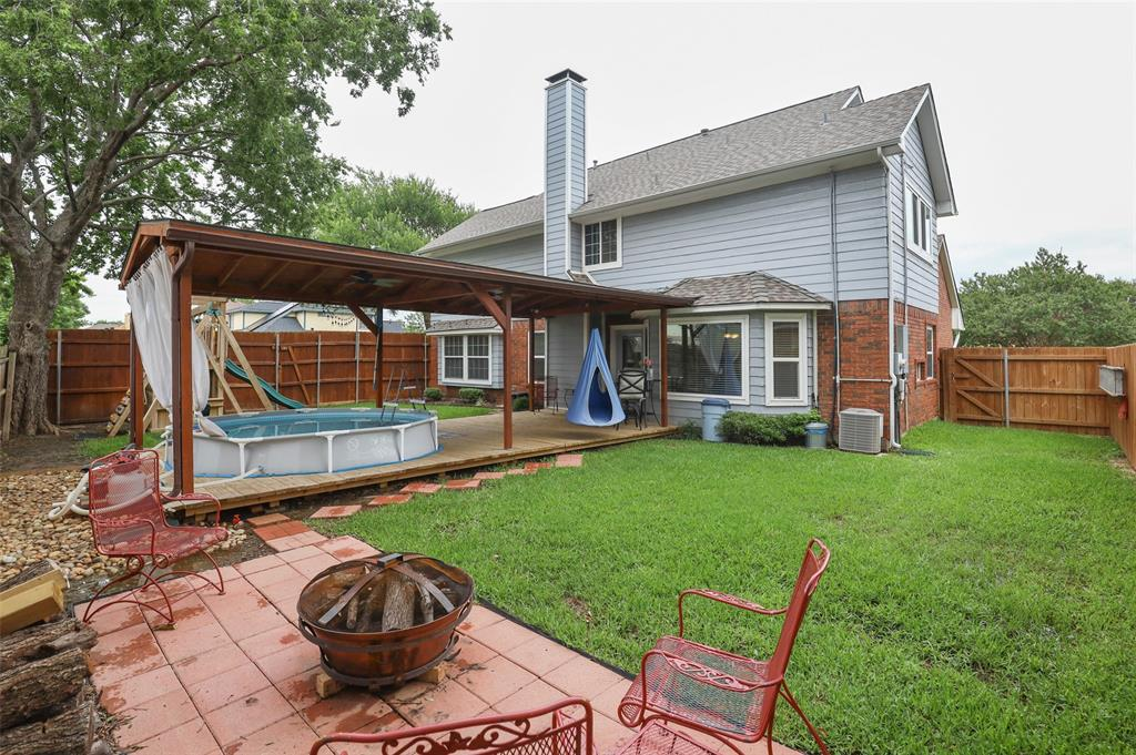 348 Clayton  Street, Grand Prairie, Texas 75052 - acquisto real estate best park cities realtor kim miller best staging agent