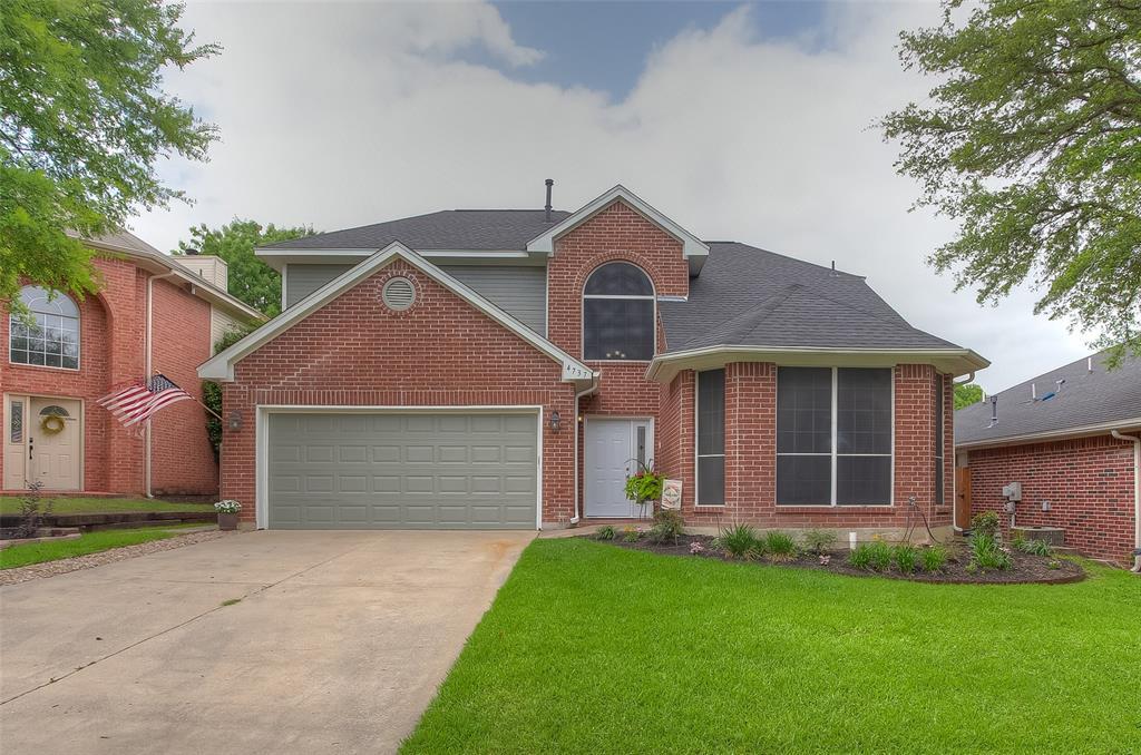 4737 Misty Ridge  Drive, Fort Worth, Texas 76137 - acquisto real estate best allen realtor kim miller hunters creek expert
