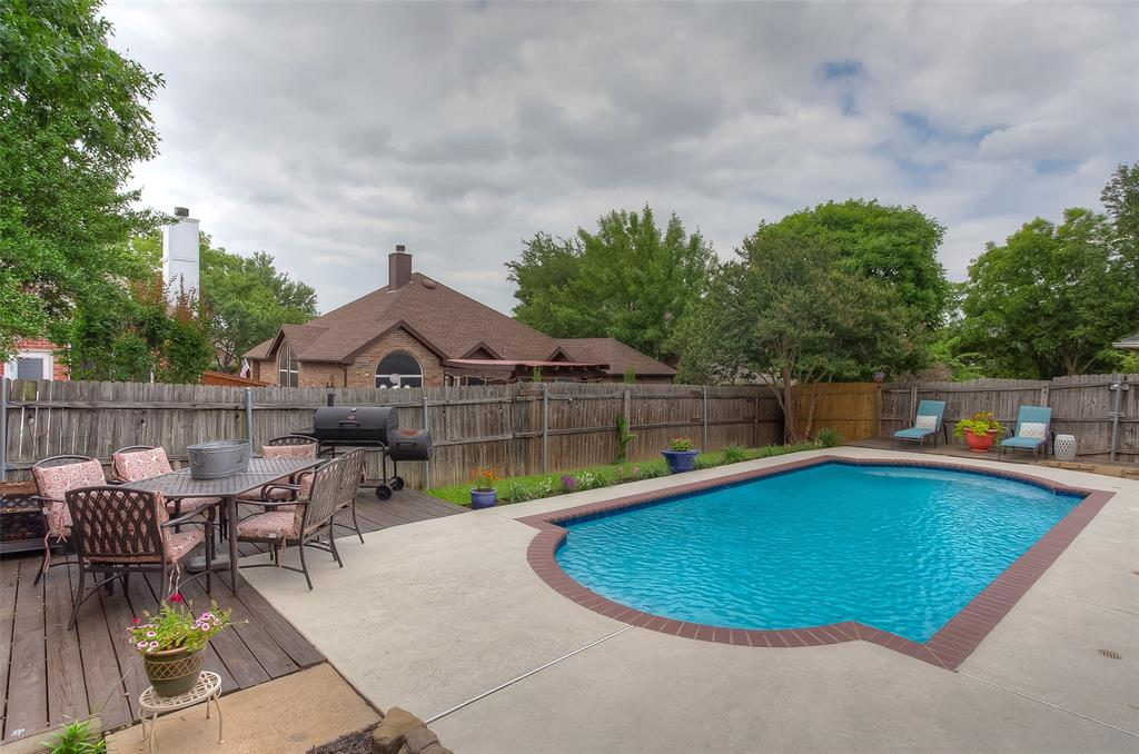 4737 Misty Ridge  Drive, Fort Worth, Texas 76137 - acquisto real estate best the colony realtor linda miller the bridges real estate