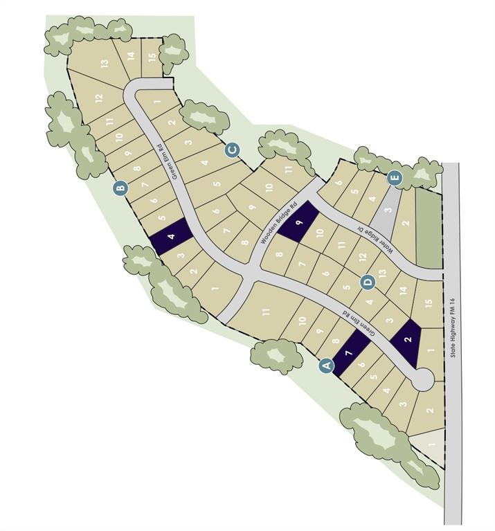 Lot 3 Green Elm Road  Graford, Texas 76449 - Acquisto Real Estate best frisco realtor Amy Gasperini 1031 exchange expert