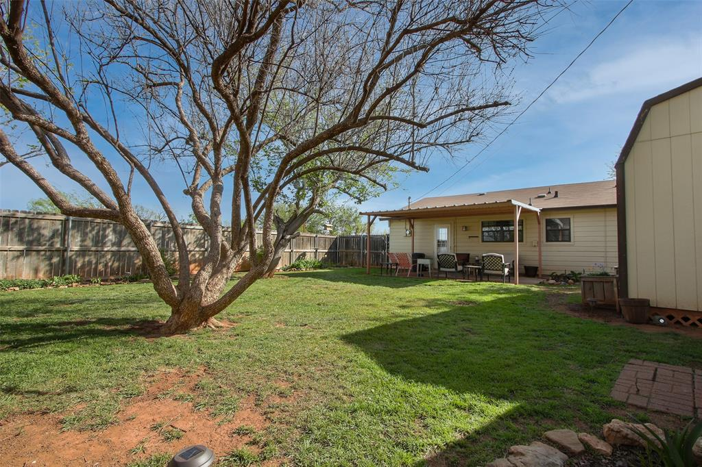 2718 Mimosa  Drive, Abilene, Texas 79603 - acquisto real estate best designer and realtor hannah ewing kind realtor