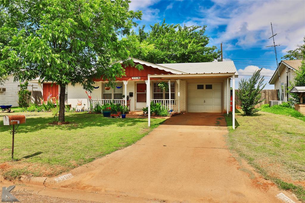 2558 Minter  Lane, Abilene, Texas 79603 - acquisto real estate best photo company frisco 3d listings