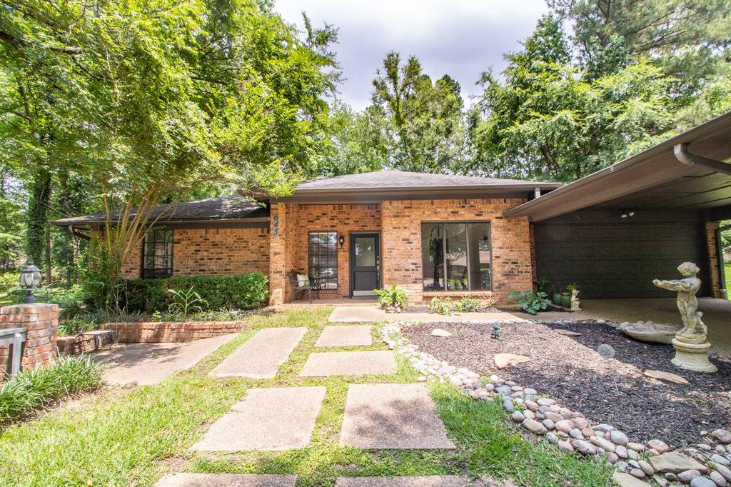 645 Hide A Way  Lane, Hideaway, Texas 75771 - acquisto real estate best the colony realtor linda miller the bridges real estate