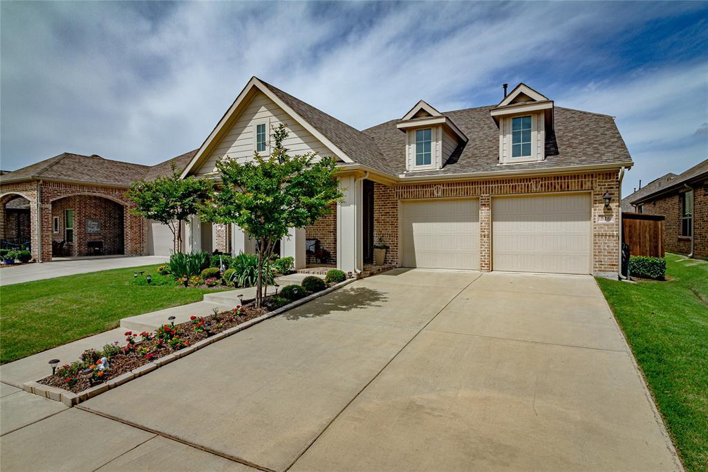516 Caudle  Lane, Savannah, Texas 76227 - acquisto real estate best the colony realtor linda miller the bridges real estate