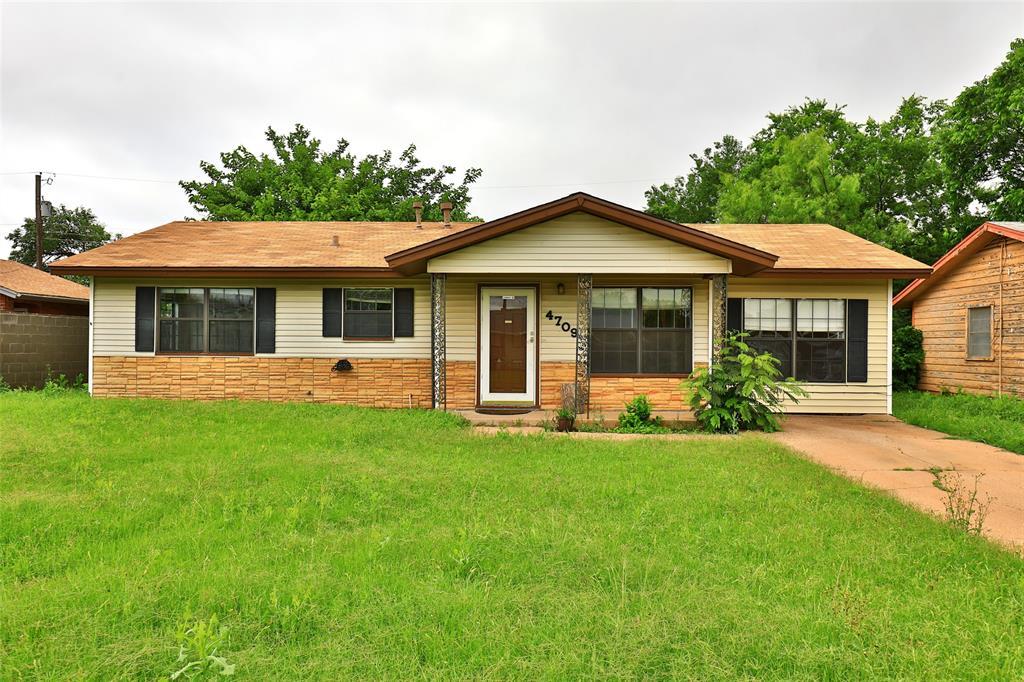 4709 7th  Street, Abilene, Texas 79603 - Acquisto Real Estate best frisco realtor Amy Gasperini 1031 exchange expert