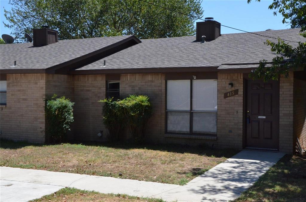 409 3rd  Street, Kennedale, Texas 76060 - Acquisto Real Estate best plano realtor mike Shepherd home owners association expert
