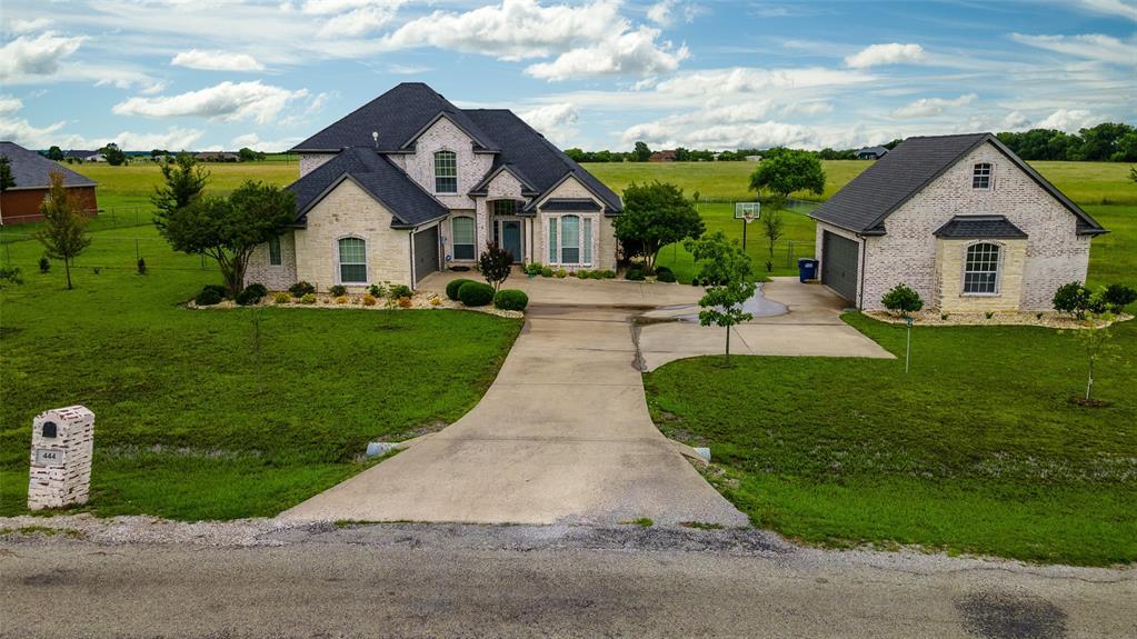 444 Rene  Lane, Gunter, Texas 75058 - Acquisto Real Estate best plano realtor mike Shepherd home owners association expert