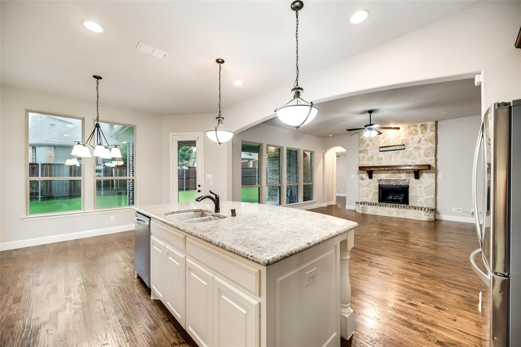 1506 Whistle Brook  Drive, Allen, Texas 75013 - acquisto real estate best new home sales realtor linda miller executor real estate