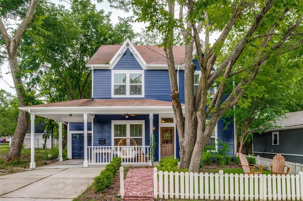 803 Virginia  Street, McKinney, Texas 75069 - Acquisto Real Estate best plano realtor mike Shepherd home owners association expert