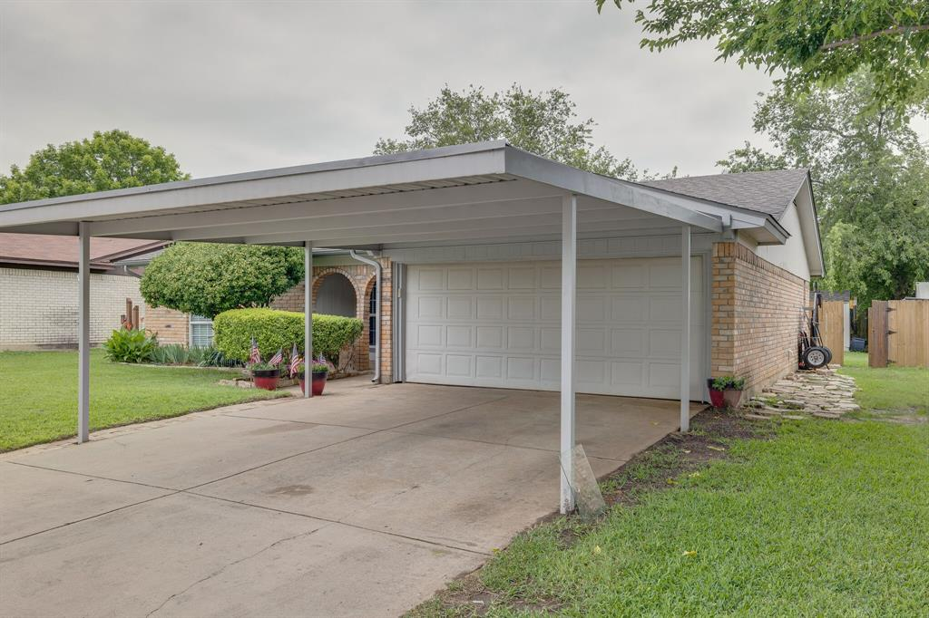 6612 Betty  Drive, Watauga, Texas 76148 - acquisto real estate best allen realtor kim miller hunters creek expert