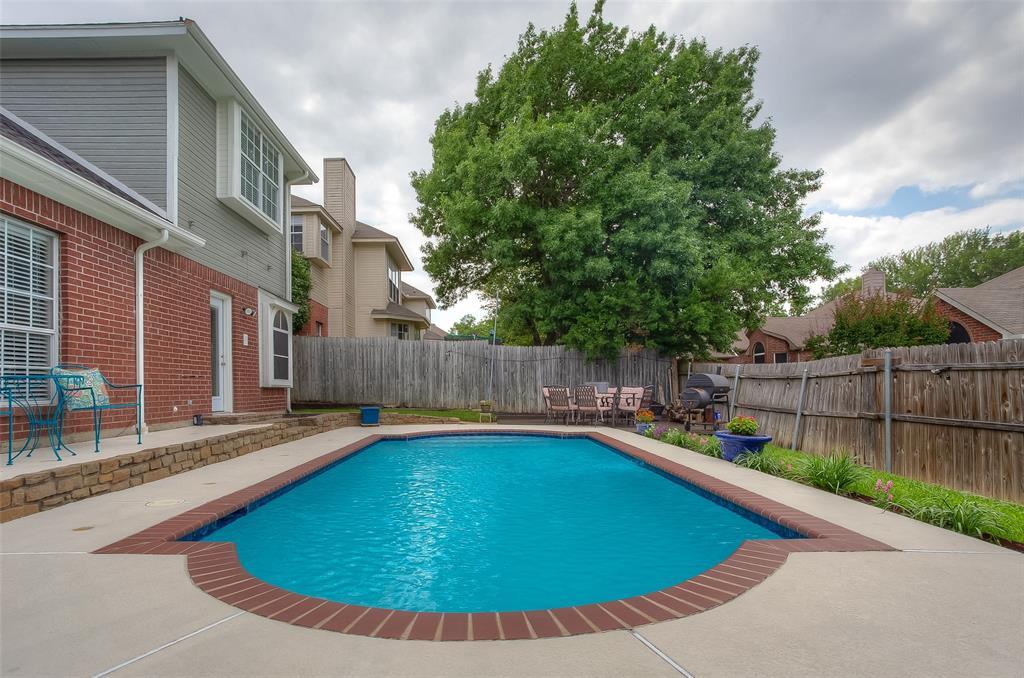 4737 Misty Ridge  Drive, Fort Worth, Texas 76137 - acquisto real estate best prosper realtor susan cancemi windfarms realtor