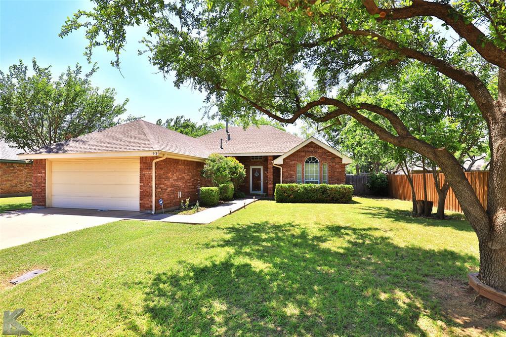 918 Reeves  Street, Abilene, Texas 79602 - acquisto real estate best luxury home specialist shana acquisto