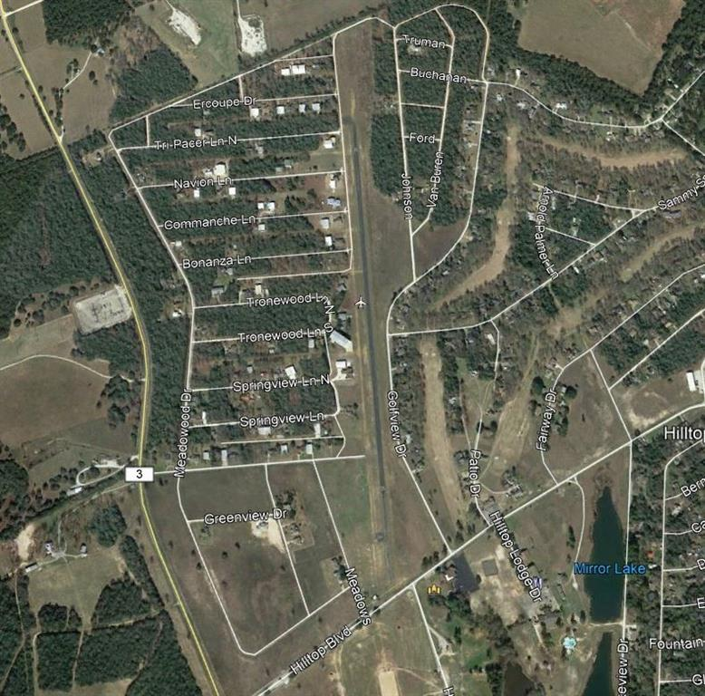 Lot 6 Golf Club Drive  Hilltop Lakes, Texas 77871 - Acquisto Real Estate best frisco realtor Amy Gasperini 1031 exchange expert