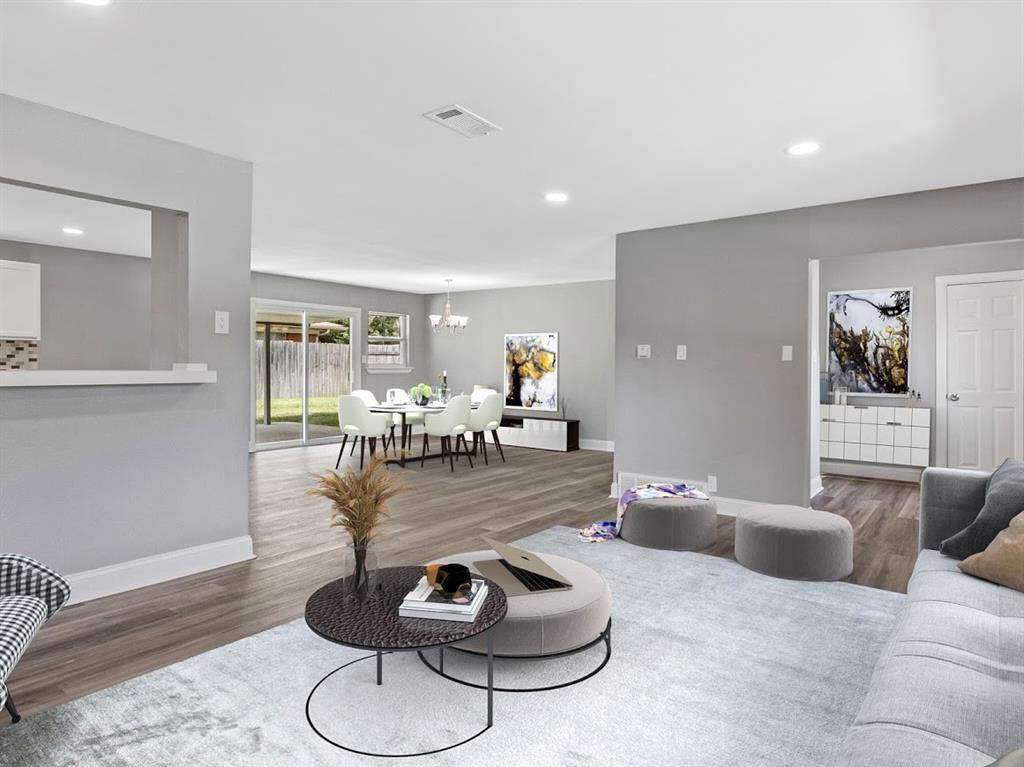309 Huitt  Lane, Euless, Texas 76040 - acquisto real estate best allen realtor kim miller hunters creek expert