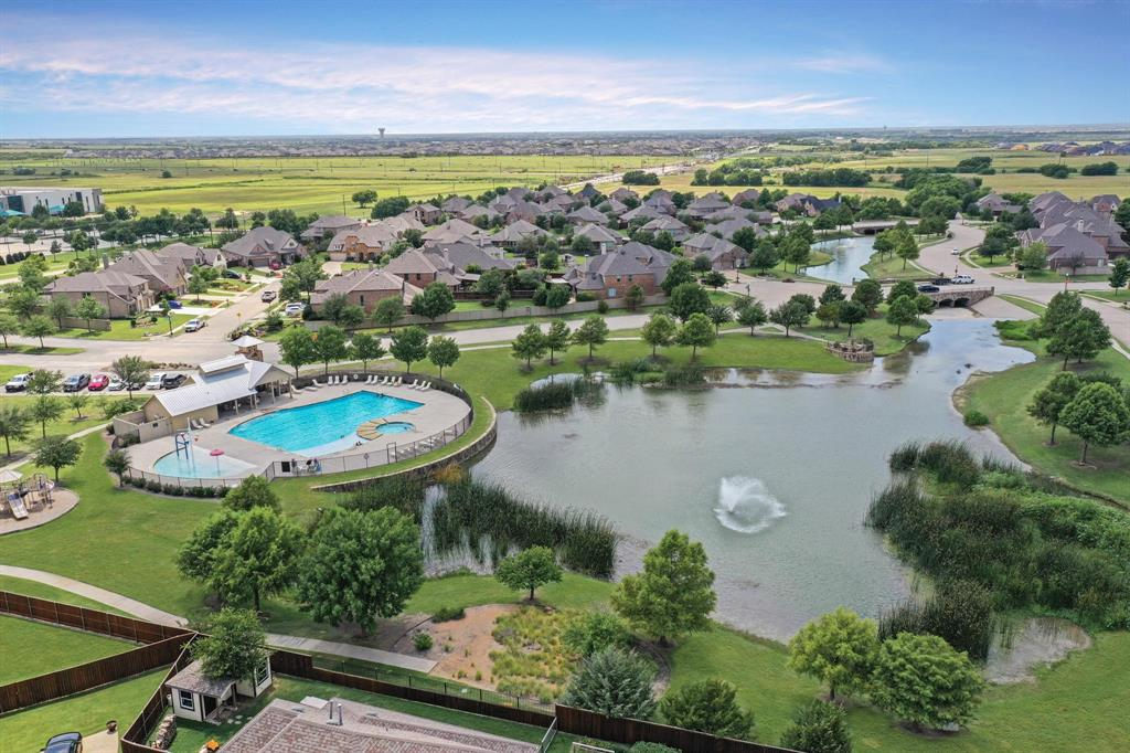 801 Quiet Oak  Lane, Prosper, Texas 75078 - acquisto real estate best allen realtor kim miller hunters creek expert